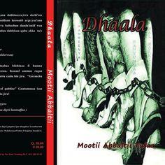 New book in Afaan Oromo. Dhaala