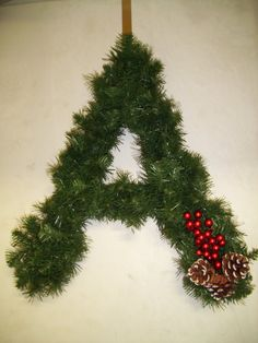 ~use fresh greenery and prepare a letter for each family member~friend who will be celebrating Christmas with you~ letters could be placed around the fireplace, Christmas tree, throughout the house with a special treat on each one for everyone to locate and enjoy on Christmas morning.....~
