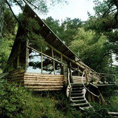 Amazing log cabin