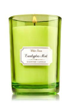 Eucalyptus Mint Medium Candle - Home Fragrance 1037181 - Bath & Body Works
