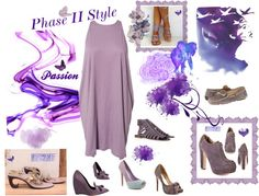 """Purple Passion"" by pamela-singley on Polyvore"