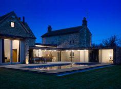 old country farmhouse interior | ... Farmhouse Idea | Dream House Architecture Design, Home Interior