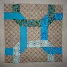 NYC Metro MOD Quilters: February Bee Block for Kim