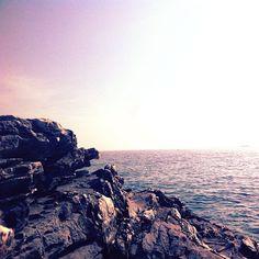 Mar Ligure - Pontetto rocks
