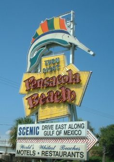 9. Summer travel: Pensacola Beach: White sand beach, cool Gulf water, super friendly people, who could ask for more?