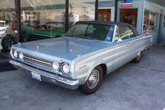 1967 Plymouth Belvedere 2 CONVERTIBLE
