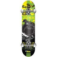 "Roller Derby 31"" Roller Street Series Skateboard, Bruiser"