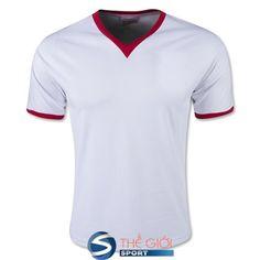 Bộ quần áo bóng đá may theo yêu cầu, không logo Emiliano