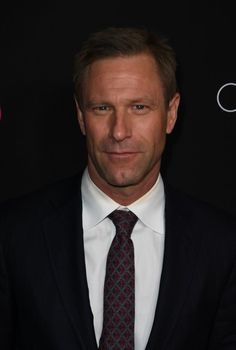 """Aaron Eckhart Photos Photos - Actor Aaron Eckhart arrives for the Los Angeles premiere of """"Bleed for This"""" at the Samuel Goldwyn Theater in Beverly Hills, California on November 2, 2016. / AFP / Mark RALSTON - Premiere of Open Road Films' 'Bleed for This' - Arrivals"""