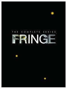 Fringe: Complete Series [DVD]