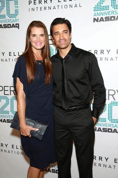 Brooke Shields celebrates Perry Ellis International's new headquarters Brooke Shields, Perry Ellis, Family Events, International News, Bring It On, Nyc, Concert, Celebrities, Celebs