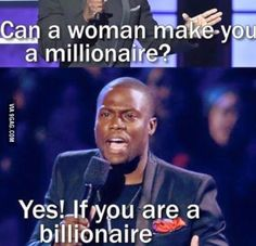 Kevin Hart is nailing it