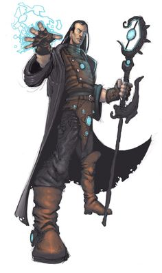 Wizard Front by Rusty001.deviantart.com on @deviantART