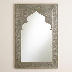 Need to Spruce Up Your Space for Fall? Check out our Sana Mehrab Mirror from Cost Plus World Market's Desert Caravan Collection. >> #WorldMarket Home Decor Ideas, Fall, #SpruceUpYourSpace