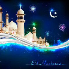 If you are looking for greeting cards for Eid Mubarak, whether it is Eid al-Adha or Eid al-Fitr, you are in the right place here, choose from among fifteen gree Muslim Pictures, Pictures Images, Photos, Eid Mubarak Wallpaper, Ramadan Images, Islamic New Year, Wedding Anniversary Wishes, Stylish Text, History