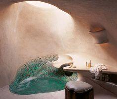 Des salles de bains bohèmes