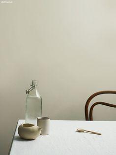Gi interiøret et personlig preg med LADY Minerals kalkmaling. Decorating Blogs, Interior Decorating, Jotun Lady, Dream Decor, Scandinavian Interior, Interior Styling, Color Interior, Interior Design, Kitchen Interior