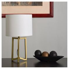 Wishbone Table Lamp (Includes CFL bulb) - Room Essentials™ : Target