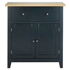 Buy Hygena Luna 2 Door 1 Drawer Sideboard - Black at Argos.co.uk, visit Argos.co.uk to shop online for Sideboards and chest of drawers,…