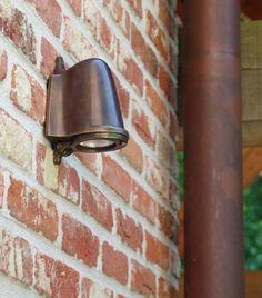 wandlampje voor binnen en buiten