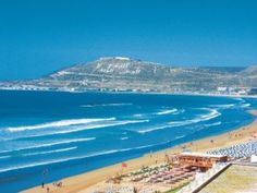 Can't get enough of Agadir Beach Morocco