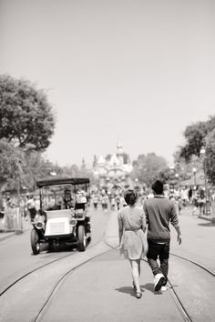 happiest place on earth. disneyland | engagement