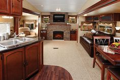 Wildwood Heritage Glen Travel Trailers & Fifth Wheels by Forest River.