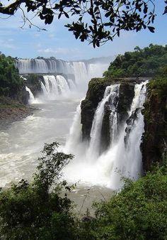 Iguazú falls (Cataratas del Iguazú) | Misiones | Argentina
