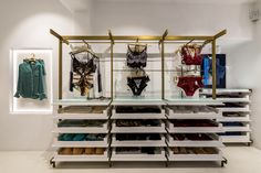 lingerie boutique, in Mykonos island Greece, Levon, Love for lemons