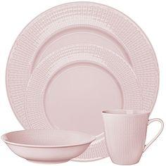 Rörstrand Swedish Grace Dinnerware Collection in Rose