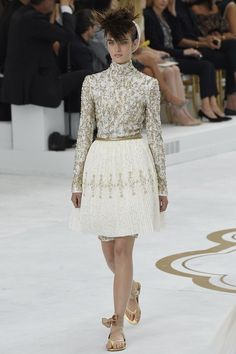 Chanel Couture Fall 2014 Collection