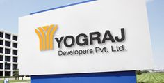 #SignBoard_Design #Yograj_Developers_Pvt_Ltd. #Ahmedabad  #Gujarat  #Designed_by_greycells