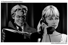 Dial M For Murder by Alberto Muriel