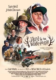 """Ailbhe says: """"I watched Hunt for the Wilderpeople on Netflix the other day and it was flipping delightful. The title is a bit odd, but it's about a boy and his foster parent who hide out in the New Zealand bush. It's part comedy, part thriller, and wonderfully blunt sometimes. If you're not used to a Kiwi accent it takes a little while to pick it up (like, maybe 10 minutes).""""Or have a quick binge through the ensemble dramedy Crashing, written by and starring Fleabag creator Phoebe…"""
