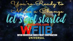#WFIIB  www.wfiib.com Investing, Neon Signs, Let It Be