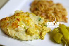 Püreli Tavuk Kapama