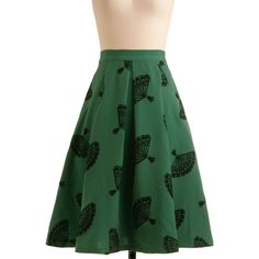 Bettie Page B. Jones Style Skirt ($90) ❤ liked on Polyvore
