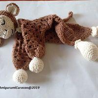 Crochet Pattern Free, Crochet Patterns, Crochet Baby Toys, Crochet Bunny, Crochet Dolls, Hand Knitting, Knitting Patterns, Crab Stitch, Baby Lovey