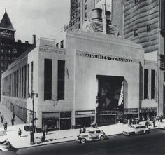 Airlines Terminal Building, New York City, New York
