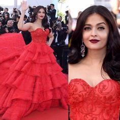 Jav I Cannes Film Festival 2017 Aishwarya Rai Bachchan in Ralph & Russo