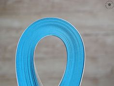 Items similar to 3 mm paper strips // Paper Quilling Strips // BLUE // 125 STRIPS // 3 mm wide // 420 mm long on Etsy Quilling Supplies, Paper Quilling, Paper Strips, Symbols, Blue, Etsy, Icons