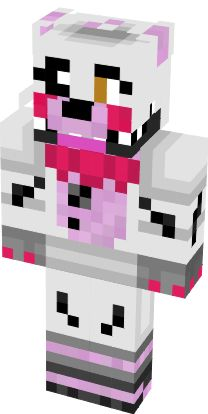 FNAF Foxy Minecraft Skin RILEY Pinterest Minecraft Skins And - Skins para minecraft pe five nights at freddys