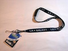 "Los Angeles Galaxy 19"" Breakaway Lanyard"