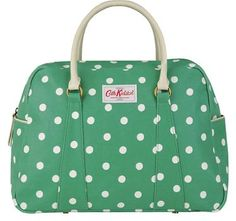 didn't know this brand, but I just love the design and colour! great choice for spring/summer handbag!