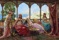Интересная притча: Четыре жены