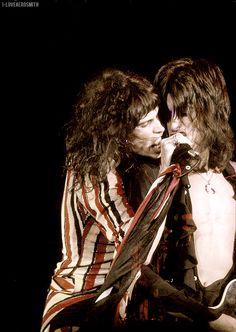 The Toxic Twins, Steven Tyler and Joe Perry Rock And Roll Bands, Rock N Roll Music, Rock Bands, Liv Tyler 90s, Steven Tyler Aerosmith, The Jam Band, Joe Perry, Boogie Woogie, Just Dream