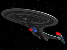 USS Enterprise F . Here are more shots of the Enterprise-F I designed for the Star Trek Online Competition. This particular mesh was re-done by 'Starship' who took the original model and added glow...