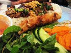Pho Nam Dinh Garden Grove, CA .....awesome Bún Chả Giò Thịt Nướng!!