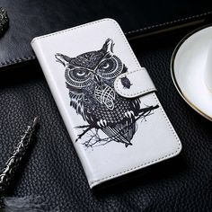 Luxury Flip PU Leather Cases For Lenovo A319 4.5 inch A 319 Cases Cover Anti-Scratch with Card Holder Phone Bags Shell Housing