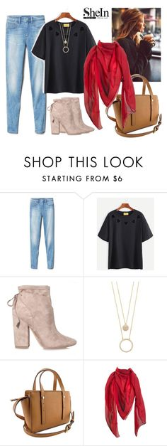 """""""Senza titolo #1127"""" by talulahj ❤ liked on Polyvore featuring Gap, Kendall + Kylie, Kate Spade and Hermès"""